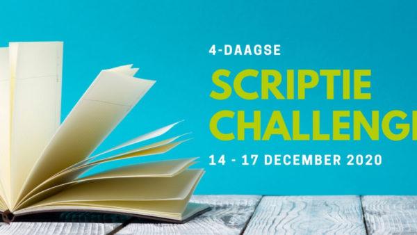 Scriptie Challenge 14 - 17 december Scriptielokaal