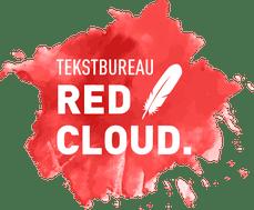 Scriptielokaak partnerlogo Tekstbureau Red Cloud