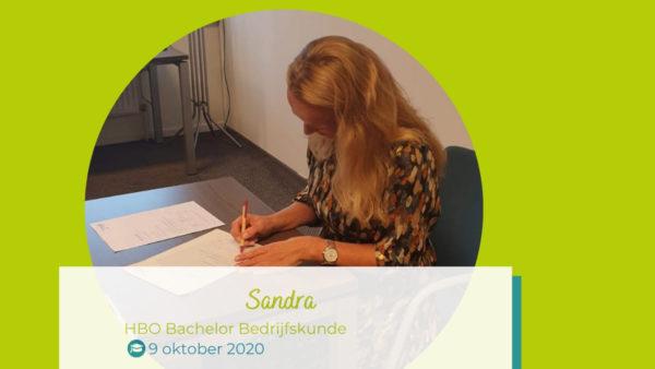 Afstuderen Sandra Review Scriptielokaal
