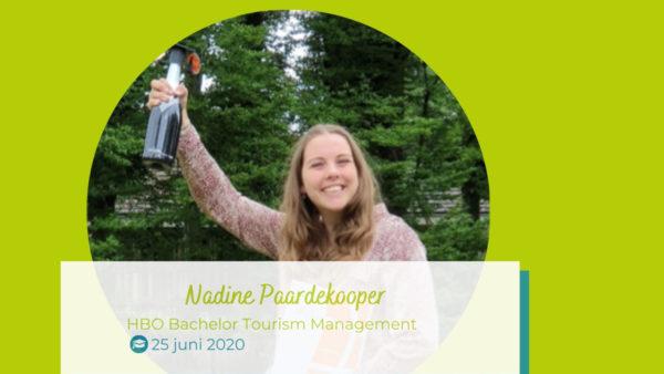 Nadine afstuderen review scriptielokaal